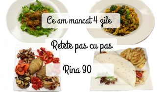 Dieta Rina – Ghid pentru a aplicarea corecta, reguli si meniu pe zile
