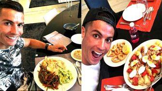 Dieta lui Cristiano Ronaldo – Meniul complet pe o zi din viata fotbalistului