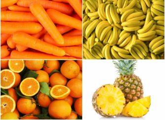 Nu combina niciodata aceste fructe si legume! Pot provoca chiar si moartea la copii